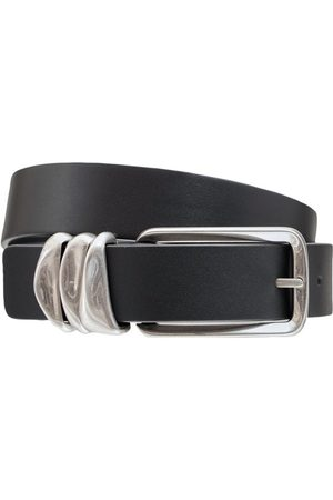 Bottega Veneta 2.5cm Leather Belt