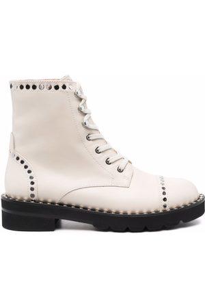 Stuart Weitzman Naiset Nilkkurit - Mila Lift studded ankle boots