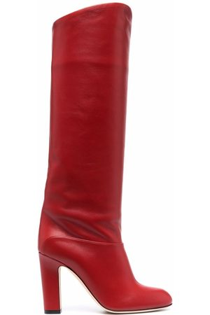 PARIS TEXAS Naiset Ylipolvensaappaat - Knee-length leather boots