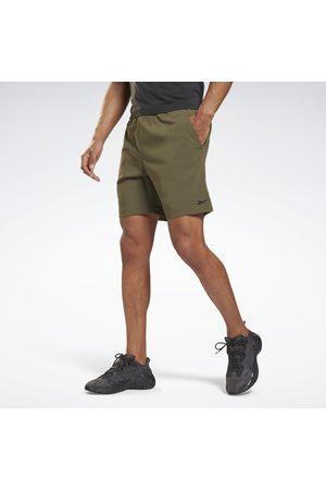 Reebok Miehet Shortsit - United By Fitness Athlete Shorts