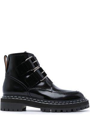 Proenza Schouler Naiset Nilkkurit - Buckle-fastening ankle boots