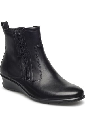 Ecco Felicia Shoes Boots Ankle Boots Ankle Boot - Flat