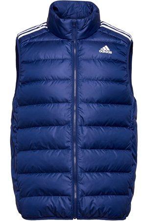 adidas Essentials Light Down Hooded Parka Liivi Sininen