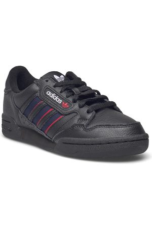 adidas Continental 80 Stripes Matalavartiset Sneakerit Tennarit Musta