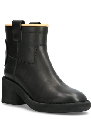 MM6 MAISON MARGIELA Ankle Boot Shoes Boots Ankle Boots Ankle Boot - Flat