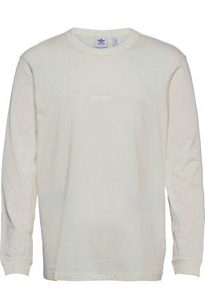 adidas R.Y.V. Loose Fit Crew Sweatshirt T-shirts Long-sleeved Valkoinen