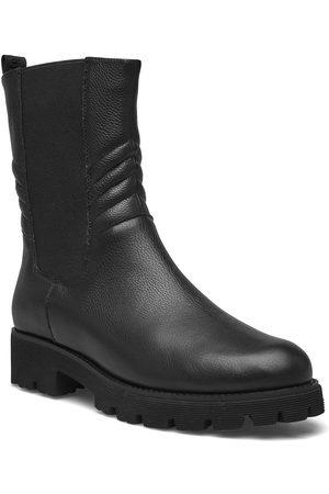 Steve Madden Lavina Bootie Shoes Chelsea Boots