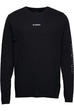 AllSaints Hollowpoint Ls Crew T-shirts Long-sleeved