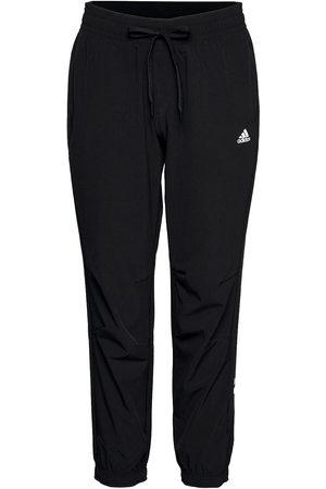 adidas Aeroready Designed To Move Print 7/8 Stretchy Sport Pants W Collegehousut Olohousut