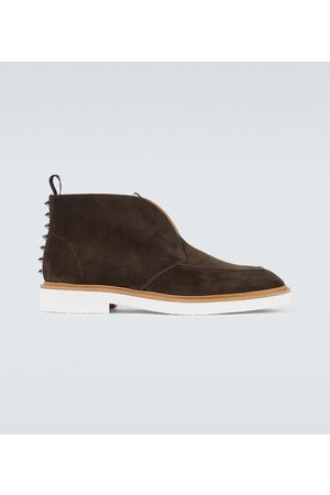 Christian Louboutin Citycrêpe ankle boots
