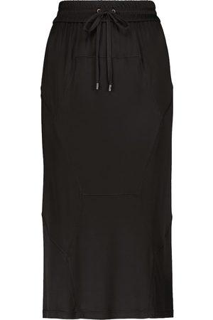 Tom Ford Drawstring jersey midi skirt