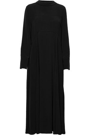 Victoria Victoria Beckham Long Sleeve Maxi Dress Maksimekko Juhlamekko