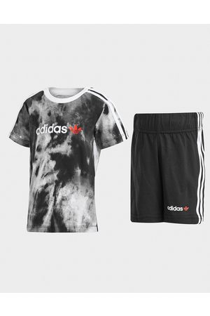 adidas T-paidat - Tie Dye T-Shirt/Shorts Set Infant - Only at JD - Kids