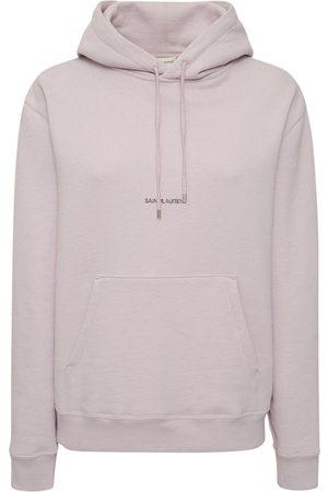 Saint Laurent Cotton Hoodie