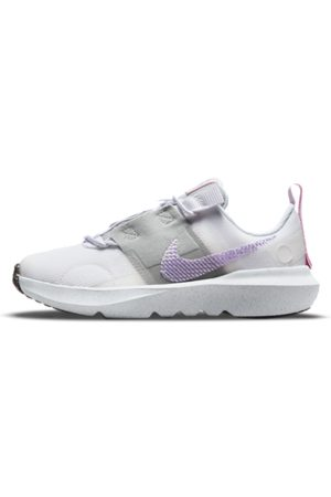 Nike Crater Impact Younger Kids' Shoe - White