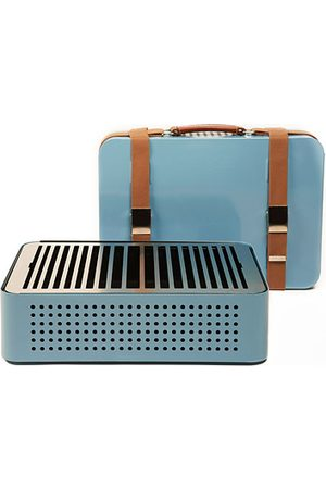 RS Barcelona Mon Oncle Barbecue Briefcase Blue
