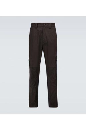 Moncler Stretch-cotton cargo pants