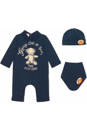 Gucci Kids Ciel De Nuit pajama set