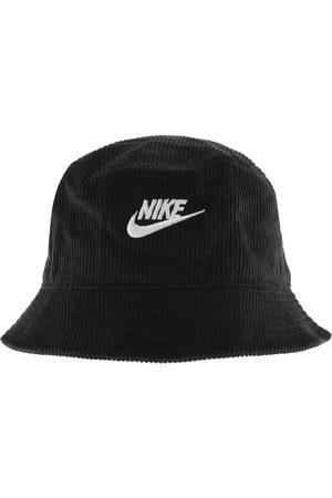 Nike Miehet Hatut - Corduroy Bucket Hat Black