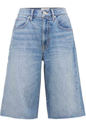 SLVRLAKE Grace Denim Shorts