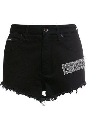 Dolce & Gabbana Denim Mini Shorts