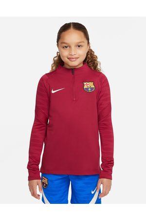 Nike FC Barcelona Strike Drill Top Junior - Kids