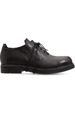 ERNESTO DOLANI Miehet Loaferit - Bruto Leather Lace-up Derby Shoes
