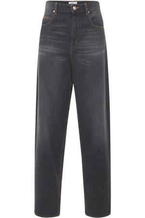 ISABEL MARANT ÉTOILE Corsysr High Waist Boyfriend Jeans
