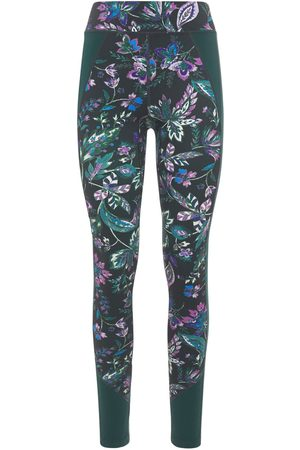 ISABEL MARANT ÉTOILE Tisea Recycled Stretch Jersey Leggings