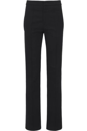 Isabel Marant Naiset Housut - Lelirok Straight Cotton Blend Pants