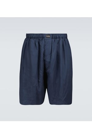 Balenciaga Pajama shorts