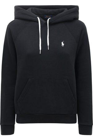Polo Ralph Lauren Naiset Collegepaidat - Logo Jersey Sweatshirt Hoodie