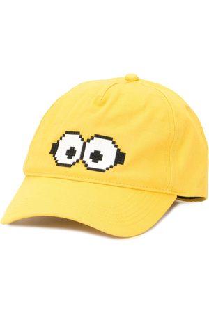 MOSTLY HEARD RARELY SEEN Lippikset - X Minions Tiny Goggles 8-Bit baseball cap