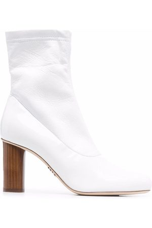 RODO Naiset Nilkkurit - Chunky leather ankle boots