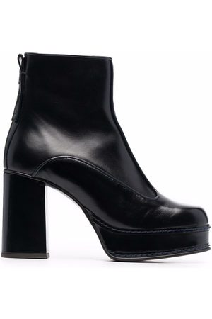See by Chloé Naiset Nilkkurit - Chunky leather ankle boots