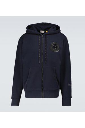 Moncler Genius 7 MONCLER FRGMT HIROSHI FUJIWARA zipped hooded sweatshirt