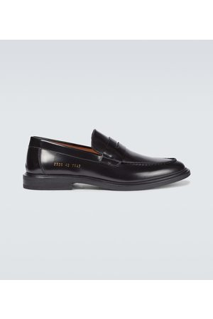 COMMON PROJECTS Leather loafers