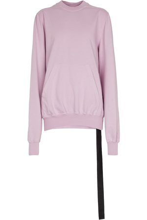 Rick Owens Naiset Pitkähihaiset - DRKSHDW cotton sweatshirt