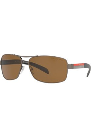 Prada Linea Rossa Sunglasses Grey