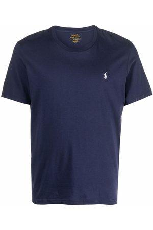 Polo Ralph Lauren Miehet Pikee - Polo Pony-embroidered cotton T-shirt