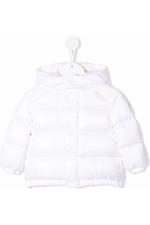Moncler Enfant Feather-down padded puffer jacket