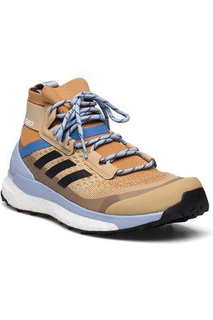 adidas Naiset Ulkoilukengät - Terrex Free Hiker Primeblue Hiking W Shoes Sport Shoes Outdoor/hiking Shoes Monivärinen/Kuvioitu
