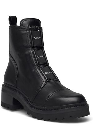 DKNY Barrett Shoes Boots Ankle Boots Ankle Boot - Heel