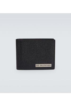 Balenciaga Miehet Lompakot - Grained leather wallet