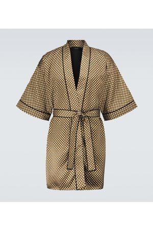 AMIRI Miehet Pyjamat - Poker Chip pajama robe