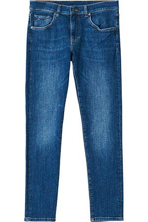 J Lindeberg Jay Active Super Stretch Jeans Mid Blue