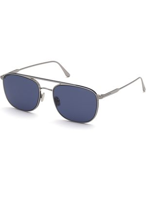 Tom Ford FT0827 Sunglasses Silver