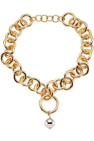 Jil Sander Naiset Kaulakorut - Chunky-chain necklace