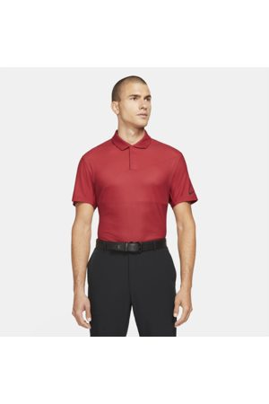 Nike Dri-FIT ADV Tiger Woods Men's Golf Polo - Red