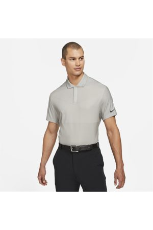 Nike Dri-FIT ADV Tiger Woods Men's Golf Polo - White